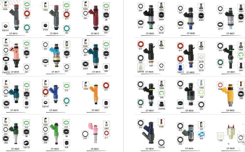 Japan Fuel Injector Service Kits Buy Injector Repair Kit