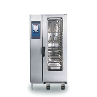 Kitchen Equipment Electric Steamer Bakery Convection Combi Oven 20 Trays Commercial