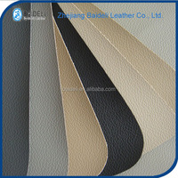 china pvc upholstery automotive leather
