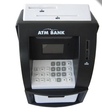 Digital uang menghitung Jar Koin Bank Baru Untuk Anak-anak/ATM ATM Celengan koin Bank Mainan Untuk Anak-anak