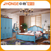 Superior Quality Modern Kids Bedroom Furniture Italian Design Bed