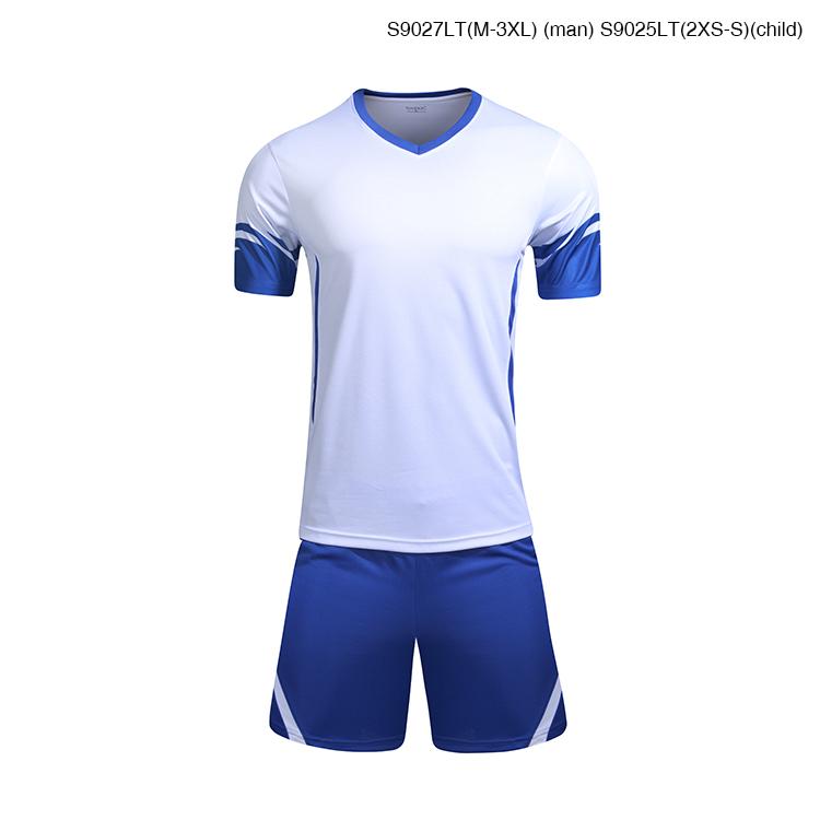 High-end Personalizado Boa Aparência Azul E Branco Uniformes De Futebol -  Buy Uniformes De Futebol 4ea9ff59a39b6