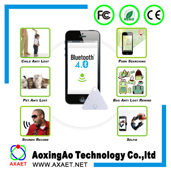 newest product object remote control switch bluetooth alarms support android & ios