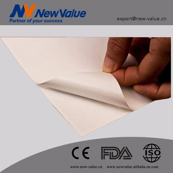 medical grade adhesive double sided tape/roll hypoallergenic adhesive tape/acrylic products