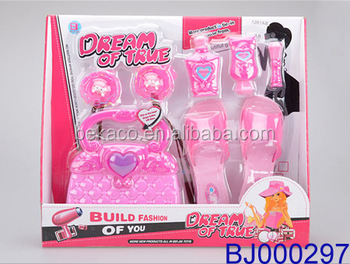 Toys For Girls Product : Fashion kids plastic toys from china girls makeup set toys fashion