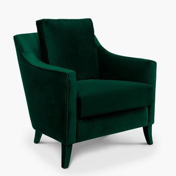 Online Shop Como Armchair Seating,Armchairs,Upholstered Velvet Chair  Restaurant Chair   Buy Armchair,Velvet Chair,Restaurant Chair Product On ...