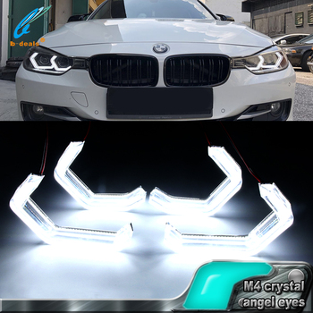 B-deals Concept M4 Style Iconic car LED Angel Eyes halo rings for BMW F30  F32 (335i) F82 and F80 (M3/M4), View Iconic Angel Eyes , Beals Product