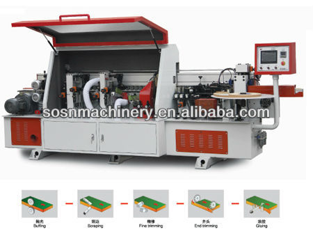 FZ-360 abs edge banding machine