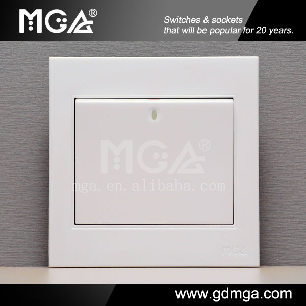 1 Gang 2 Way Switch Types Of Electronic Switches Amp Modern