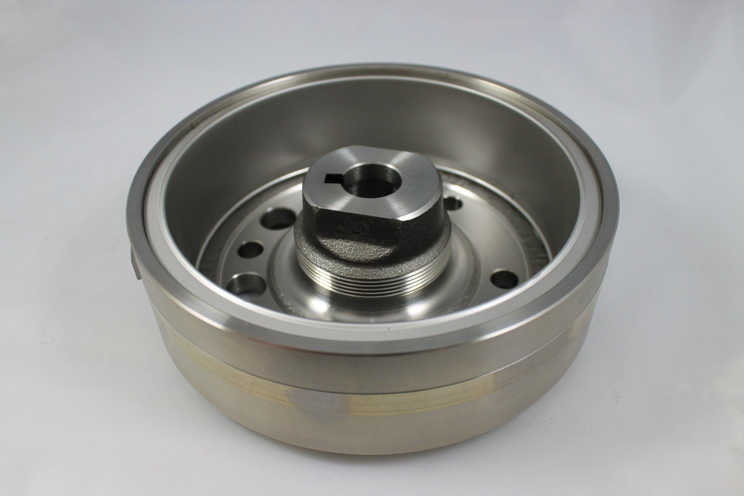 Cheap Suzuki Eiger Wiring Diagram Find 400 Engine Get Quotations New Oem Rotor Magnetic Flywheel Magneto 2002 2007 Ltf400 Lta400 32102
