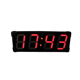 Funny count up down multifunctional led clock digital electronic timer
