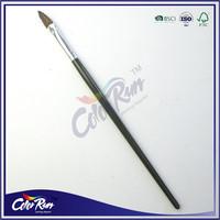 ColorRun Wholesale horse hair part painting brush
