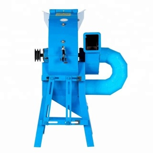 Factory price high output Chinese Automatic Feeding Grain Corn Crusher /Wood Chips Multifunctional Hammer Mill