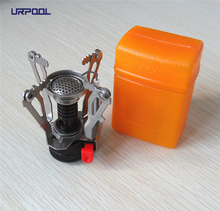 Portable Butane Camping Gas Cooker mini gas stoves camping barbecue stove for outdoor hiking