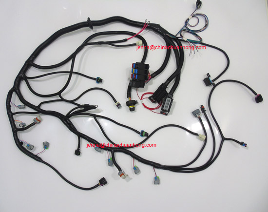 [ZHKZ_3066]  6L80E Transmission LH6 5.3L Standalone wiring Harness (drive by wire), View  LH6 5.3L harness, CNCH Product Details from Yueqing Chuanhong Electric Co.,  Ltd. on Alibaba.com | 6l80e Wire Harness |  | Yueqing Chuanhong Electric Co., Ltd. - Alibaba.com