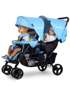 T33 Ultralightweight New Design Colourful Baby Stroller For Twins Best selling products in amazon