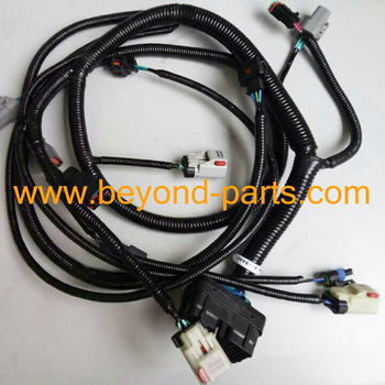 Pc200-8 Engine Wire Harness Excavator Ecu Wiring Harness - Buy Pc200 on abs wiring harness, airbag wiring harness, ecm wiring harness, steering column wiring harness, injectors wiring harness,