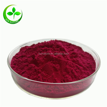 Organic beet root extract powder, red beet juice powder