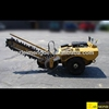 Trencher for skidsteer loader / excavator