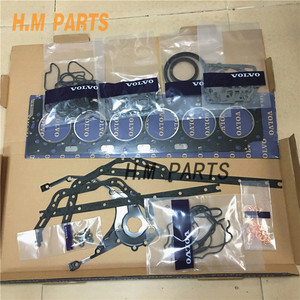 EC210 D6E Engine Full Gasket Kit for Volvo Excavator