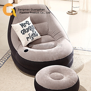 home furniture inflatable lounger air sofa