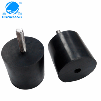 Chinese suppliers anti vibration shock absorbing machine rubber mount