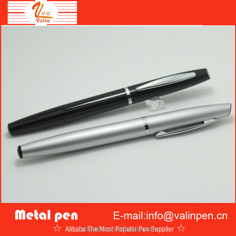 2014 Distinguished High-end Customized Metal Roller Pen with Logo For Volkswagen