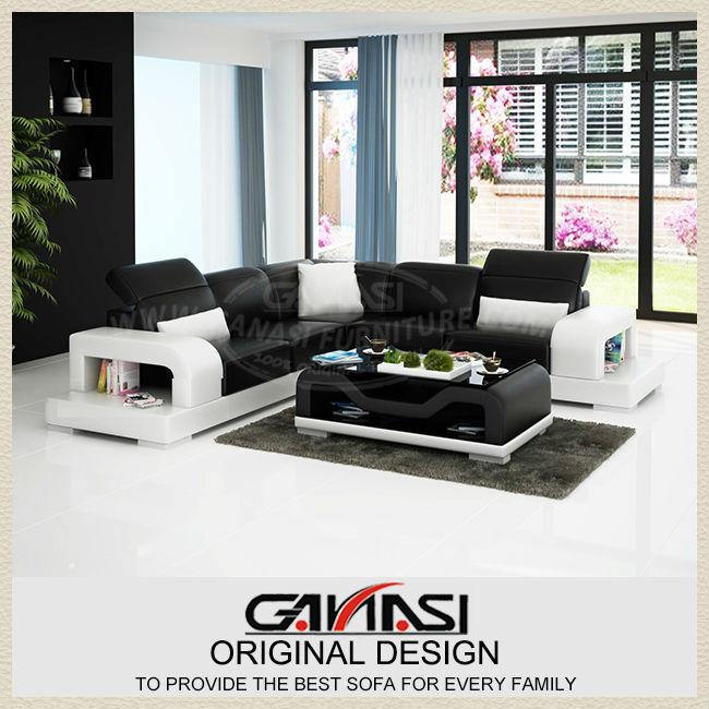 de lujo mobiliario de sala juegos modernos nueva moda de sofs de alto brillo