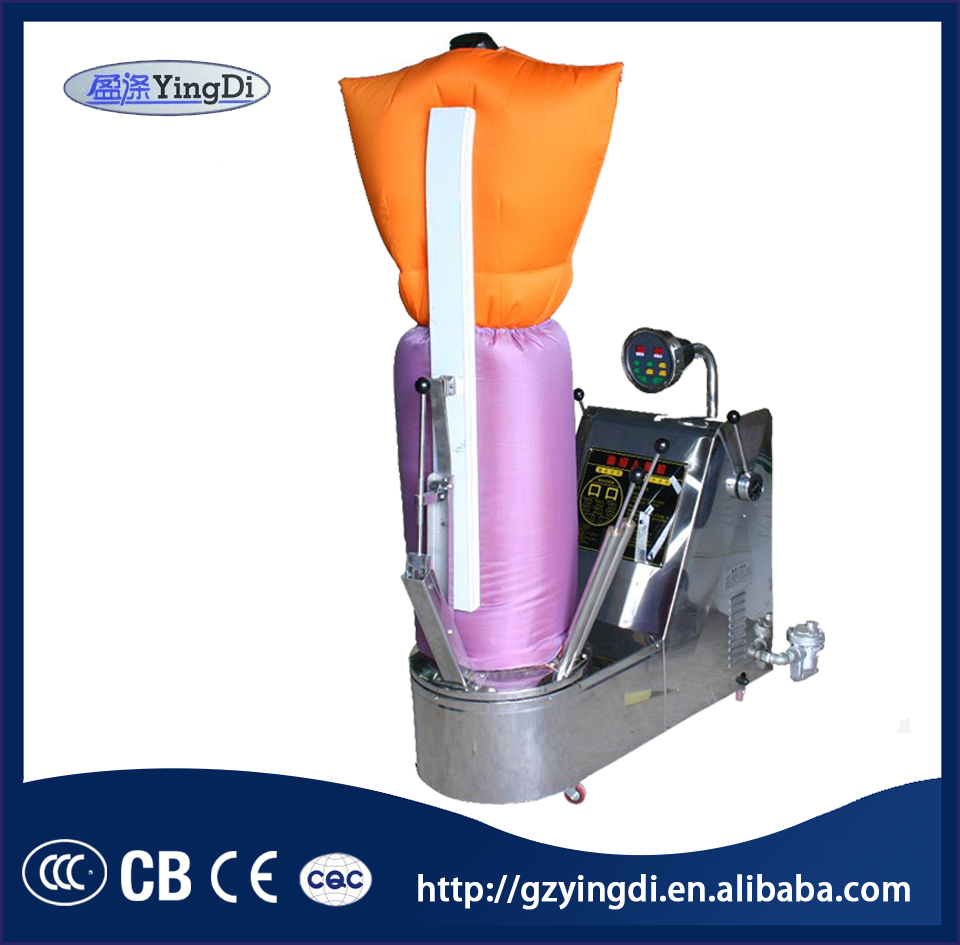 Top quality CE automatic shirt finishing machine with factory price