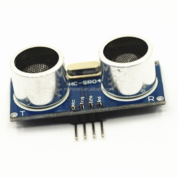 HC-SR04 Ultrasonic Sensor module With 4 Pins Out Of VCC GND Module