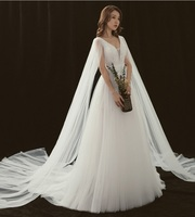 2018 New Arrival V Neck Low Back Lace White Tulle Fashion Sexy Beach Wedding Dresses Real Photo Custom Made A Line Bridal Gowns