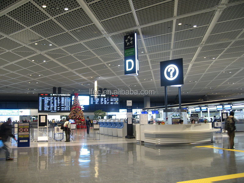 Simple and Fast Installation Steel Truss Prefabricated Airport Station