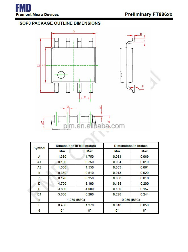 new original 4558 ic integrated circuit  view 4558 ic integrated circuit  fmd product details