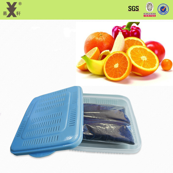 Keep Air Fresh Activated Carbon Deodorizer Bags For Fridge