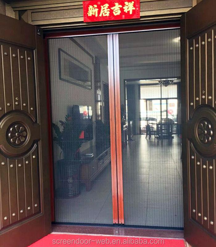 Accordion Screen Door Accordion Screen Door Suppliers And
