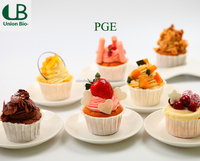 Polyglycerol Esters of Fatty Acids (PGE) E475 Emulsifier For Cakes