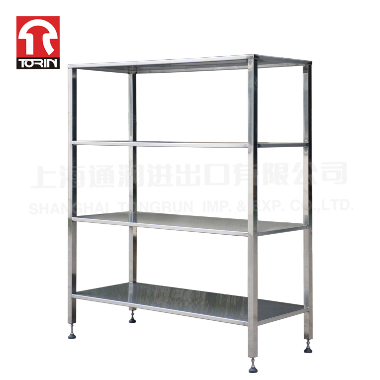 TORIN DZ23 Logistics customized four-level shelving Racks