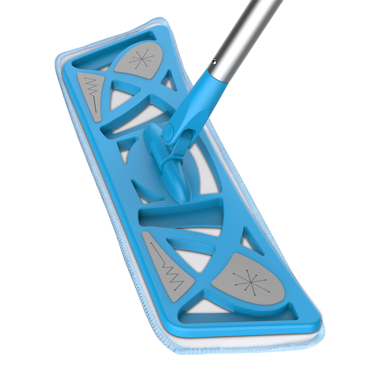 Mr Siga Multi Functional Cleaning Industrial Floor Mops