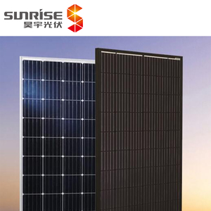 Green energy Poly high efficiency cells mono solar 300w PV module system