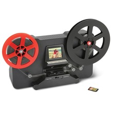 Winait rolo de filme conversor digital, super 8 rolo de filme para digital photo scanner