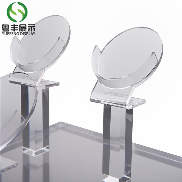 Acrylic Cosmetic display stand
