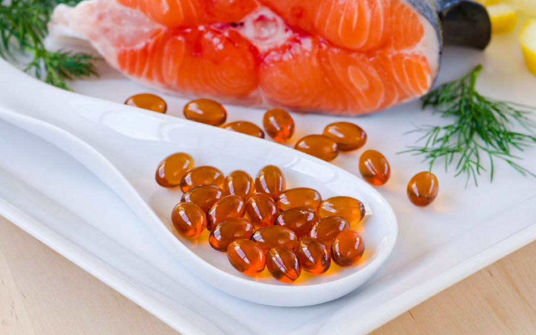 Professional fish oil capsules salmon fish oil for wholesale