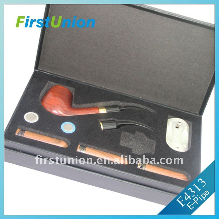 Hot selling E-CIGAR box F4313 electronic pipe vapor