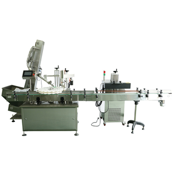 XT-FXZ-6 Automatic tabletop screw capping machine