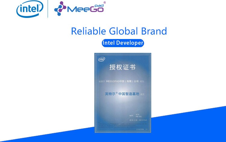 MeeGoPad T05 RAM 4GB World First Cherry Trail Compute Stick Pre-installed Official Licensed Win10 Home Version