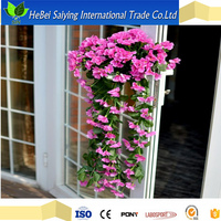 factory wholesale landscape hydrangea artificial flower