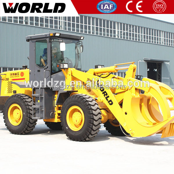 1.8m3 bucket Mini 3 ton chinese wheel loader price