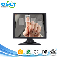 17 inch Touch Screen Monitor Drawing Interactive Panel IPS LCD Monitor