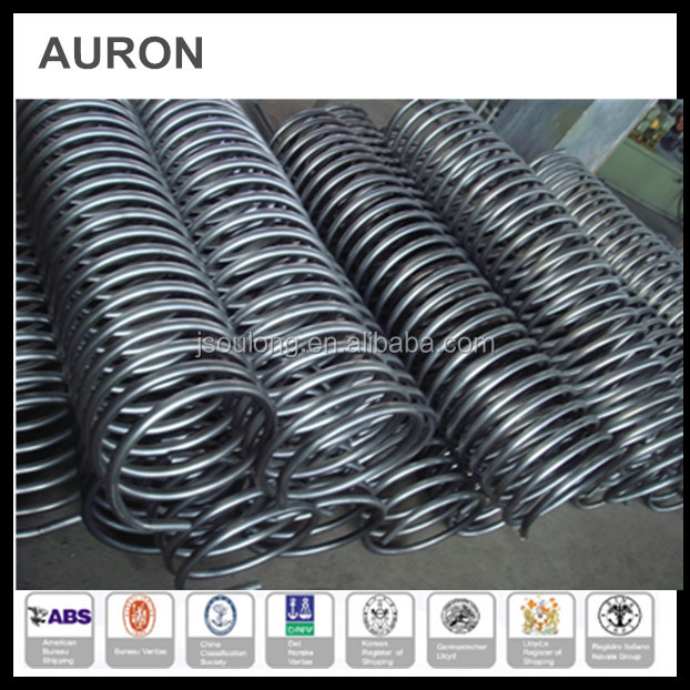 Auron/heatwell Stainless Steel Coal Steam Chilling Tube Coil/coal ...