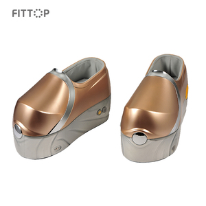 Wearable and Paired Foot Massage Shoes with foot blood circulation stimulation function